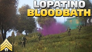 Lopatino Bloodbath - Arma 3 Close Quarters
