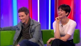 FANTASTIC BEASTS  Katherine Waterston & Eddie Redmayne   interview
