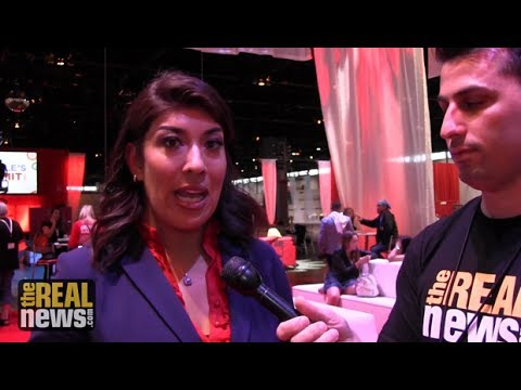Lucy Flores: The Political Revolution is About Putting People Over Party