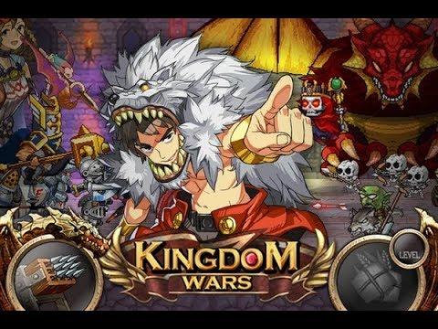 สงครามถล่มอาณาจักร - Kingdom wars (android/iOS)