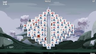 Mahjong Deluxe 3 Gameplay P.6