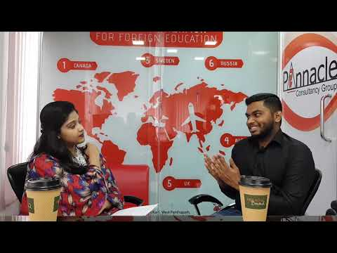 Study In Canada From Bangladesh | Meet University Canada West