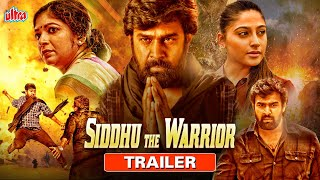 Siddhu The Warrior Official Trailer (2021) | New Released Hindi Dubbed Movie | Chiranjeevi Sarja