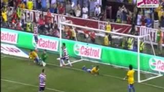 Video Mỹ - Brazil, bữa tiệc bàn thắng
