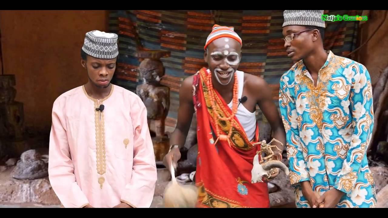 Download Naija craziest President Buhari runs to Synasgogue TB Joshua for healing funny skit 2016 g