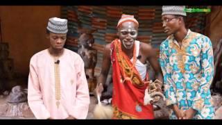 Naija craziest President Buhari runs to Synasgogue TB Joshua for healing funny skit 2016 g