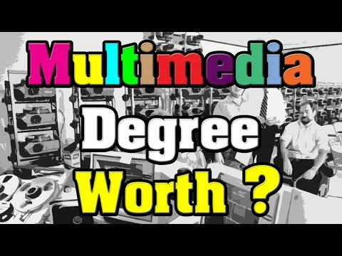 Is Higher Diploma / Associate Degree in Multimedia Worth it