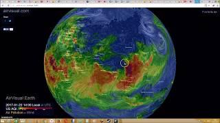 Карта загрязнений воздуха во всём мире(, 2017-01-22T11:50:50.000Z)