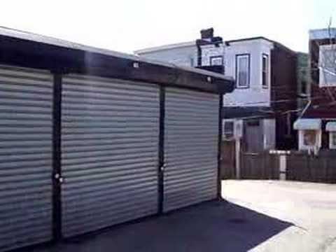 Garages For Rent Philadelphia Weymouth St. Driveway