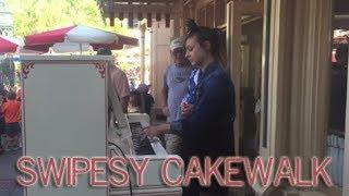 Swipesy Cake Walk - Ragtime Piano at Disneyland
