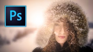 How to use Lens Flares in Photoshop