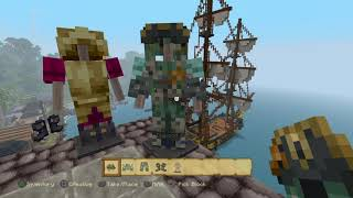 NEW PIRATES OF THE CARIBBEAN MASH UP PACK MINECRAFT ALL VERSIONS!
