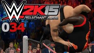 WWE 2K15 SHOWCASE #034: PURE ZERSTÖRUNG: SUPERPLEX gegen Big Show «» Let