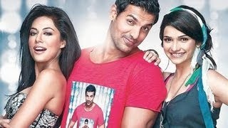 I Me Aur Main | Movie Trailer | John Abraham, Chitrangda Singh & Prachi Desai