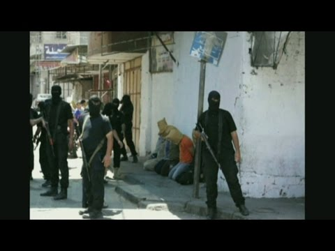 """Hamas Accused Of """"horrific Abuses"""" In Israel Palestine Conflict"""