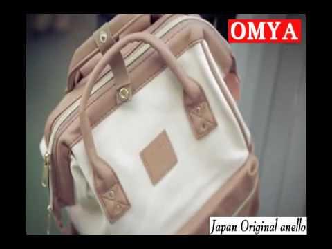 eac90b8566 Japan Original anello--OMYA - YouTube