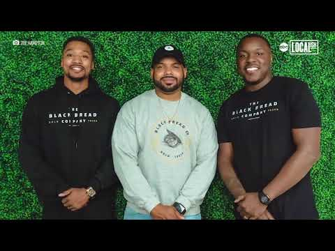 3 friends from South Side of Chicago launch first Black-owned bread company