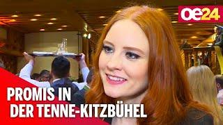 Promi-Treffen in der Tenne-Kitzbühel