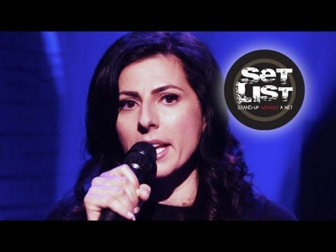 KIRA SOLTANOVICH talks Lionel Richie - Set List: Stand-Up Without a Net - Comedy Week Live
