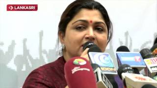 Kushboo Politics Funny Video   Comedy - Controversy   Election