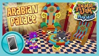 The Arabian Palace | Animal Jam Play Wild!