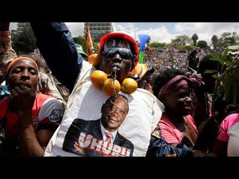 LIVE KENYA GENERAL ELECTIONS RESULTS