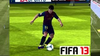 fifa 13 GamePlay HD
