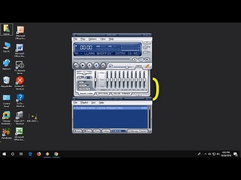 Finally Winamp 5.8 Latest Version Available after Long Time (2018-19)