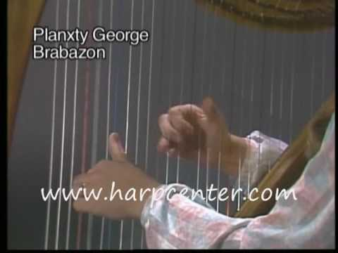 How to Play Planxty George Brabazon on the Harp