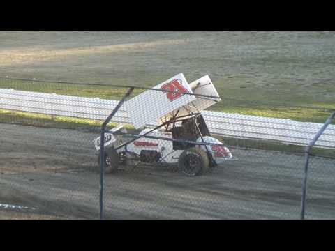 Skagit Speedway, Dirt Cup 2017, Night 2, ASCS National Series Qualifiers 1,2 and 3