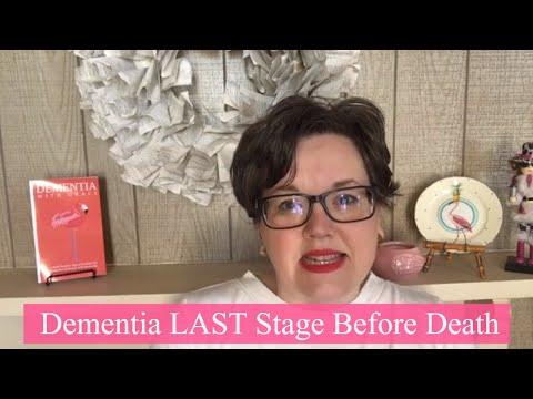 Dementia LAST Stage Before Death ~ ABCs Of Dementia FAQs: L
