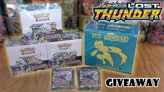 Lost Thunder Pokemon Card Giveaway
