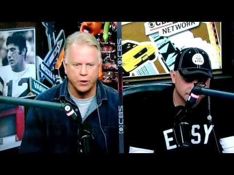 "BobsBlitz.com ~ Boomer Esiason to Mike Francesa: ""You have all the answers, you go be Jets GM!"""