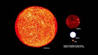 Video Perbandingan bintang terbesar dibanding matahari ukurannya luar biasa download MP3, 3GP, MP4, WEBM, AVI, FLV Maret 2018