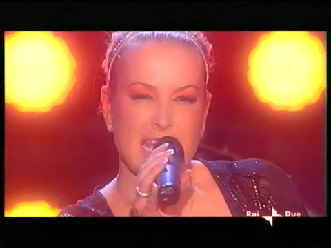 "Anastacia ""Absolutely Positively"" @ X-Factor Italy, 09.03.2009 pt.2"