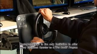 Portage College - Heavy Equipment Operator