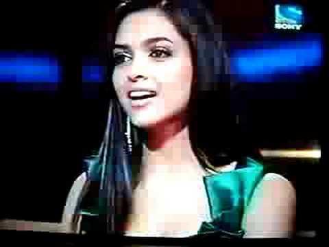 Deepika Padukone Singing Khuda Jaane