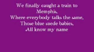 The Killers~ The Ballad of Michael Valentine lyrics