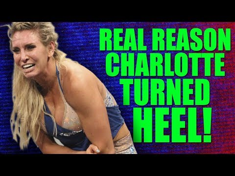 Real Reasons Why Charlotte Flair Turned Heel At WWE Survivor Series 2018