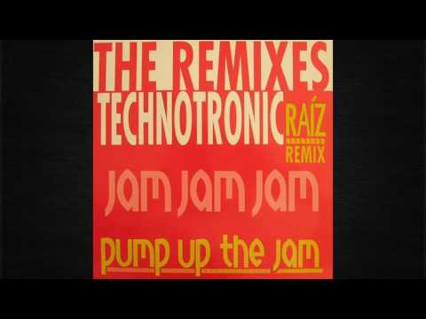 Technotronic - Pump Up The Jam (Raíz Remix) [FREE DOWNLOAD]