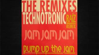Technotronic - Pump Up The Jam (Raíz Remix) [FREE DOWNLOAD]