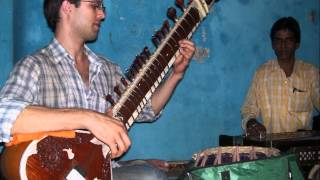 Raag Mishra Kafi and Umi Adi in Dadra Taal (Part 3 of 4)