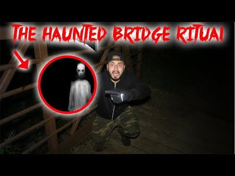 THE HAUNTED BRIDGE RITUAL | MOE SARGI