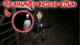 THE HAUNTED BRIDGE RITUAL | MOE SARGI
