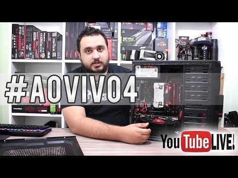 Ao vivo #4: O mundo do Hardware não para! Bate-papo ao vivo e tira dúvidas