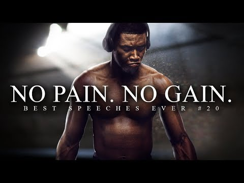 Best Motivational Speech Compilation EVER #20 NO PAIN, NO GAIN | 30-Minutes of the Best Motivation
