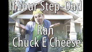 If Your Step-Dad Ran Chuck E Cheese - A Cracked & CinemaSins Sketch