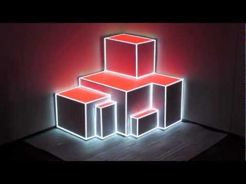 Projection Mapping Boxes