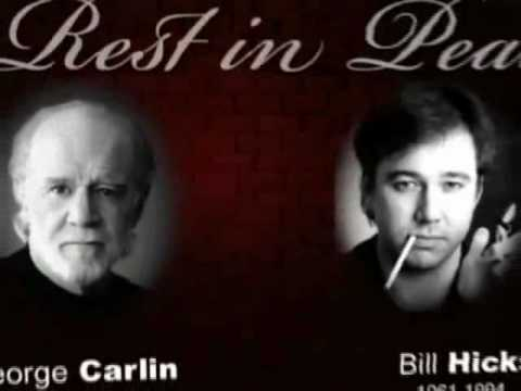 Download George Carlin e Bill Hicks - Le cose come stanno (Sub ita)