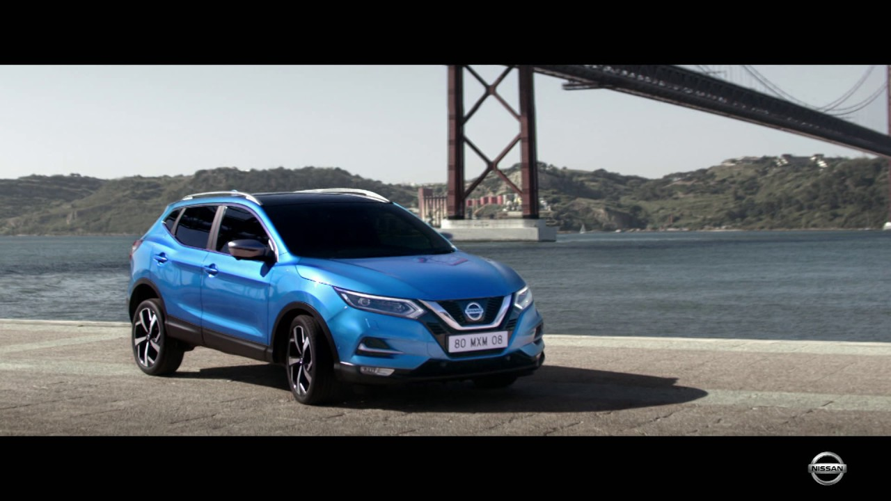 the new nissan qashqai tv commercial 2017 - youtube